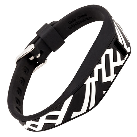 FitBit® Flex™ Replacement Band - XO Your Sister Black Lattice