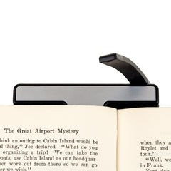 Kindle Light and LED Book Light, Swivel Light, Graphite and Black by WITHit