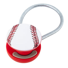 Disc Light, Sports, Baseball Red by WITHit