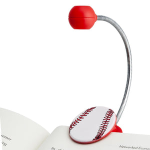 Disc Reading Light, Sports, Baseball Red by WITHit
