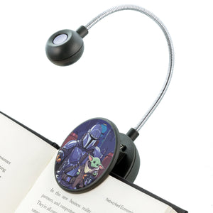 Star Wars Disc LED Reading Light by WITHit - Mandalorian