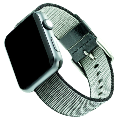 WITHit Nylon Band for 42 or 44mm Apple® Watch™ - Black