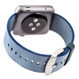 WITHit Nylon Band for 42 or 44mm Apple® Watch™ - Blue