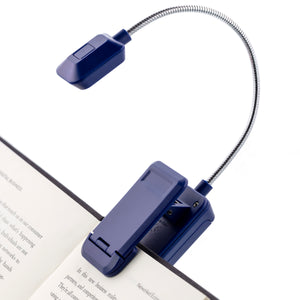 Quad 4 LED Reading Light by WITHit - Navy