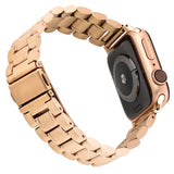 WITHit Stainless Steel Link Band for 38 or 40mm Apple® Watch™ - Gold