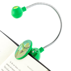 Star Wars Disc LED Reading Light by WITHit - The Jedi Master Galaxy of Adventures - Yoda LED Reading Light