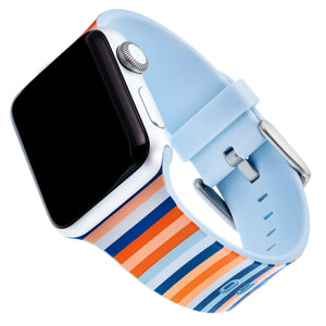 Designer Silicone Band for 38 or 40mm Apple® Watch™ by Dabney Lee - Jack