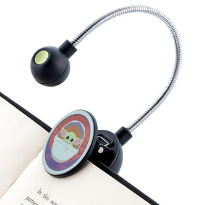 Star Wars Disc LED Reading Light by WITHit - The Child - Grogu Reading Light