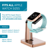 WITHit Table Stand for the Apple® Watch™ in Gold