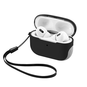 Sport Cover for Apple Airpod Pro - Black/Grey