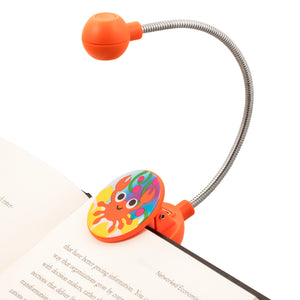 LED Disc Book and Reading Light by French Bull - Crab