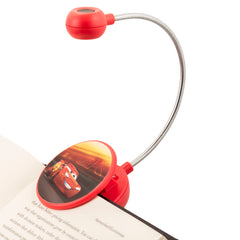 Disney Disc LED Reading Light - Lightning McQueen