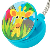 LED Disc Book and Reading Light by French Bull - Giraffe