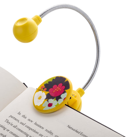 LED Disc Book and Reading Light by French Bull - Villa