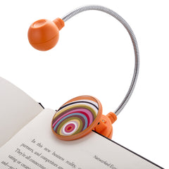 LED Disc Book and Reading Light by French Bull - Ring
