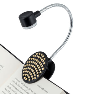 Loop Reading Light by WITHit - Sparkle Black