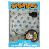 "Garfield ""I Don't Do Ordinary"" LED Book and Reading Light - Black"