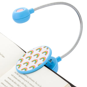 Dabney Lee LED Book and Reading Light - Rainbow