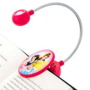 Disney Disc LED Reading Light - Forever Princess