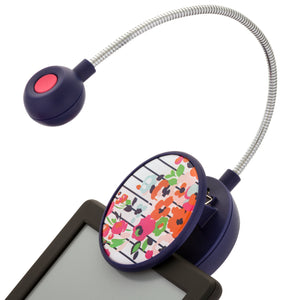 Dabney Lee LED Book and Reading Light - Summer Bloom