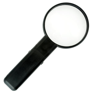 WITHit Lighted Hands Free Magnifier