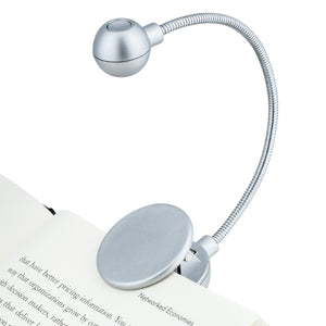 Disc Light Silver with Chrome Neck by WITHit