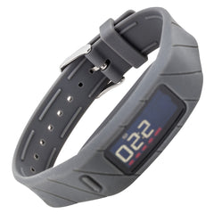 WITHit Replacement Band for Garmin Vivofit 2 - Gray