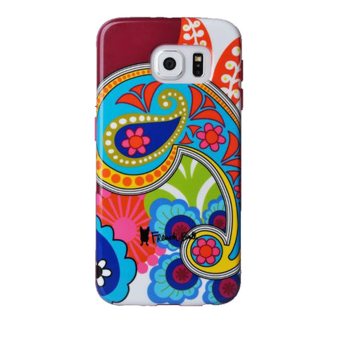 Samsung Galaxy S6 (GS6) Protective Cover by French Bull - Raj