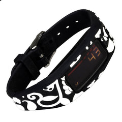 French Bull Designer Band for Garmin Vivofit 2 - Vine