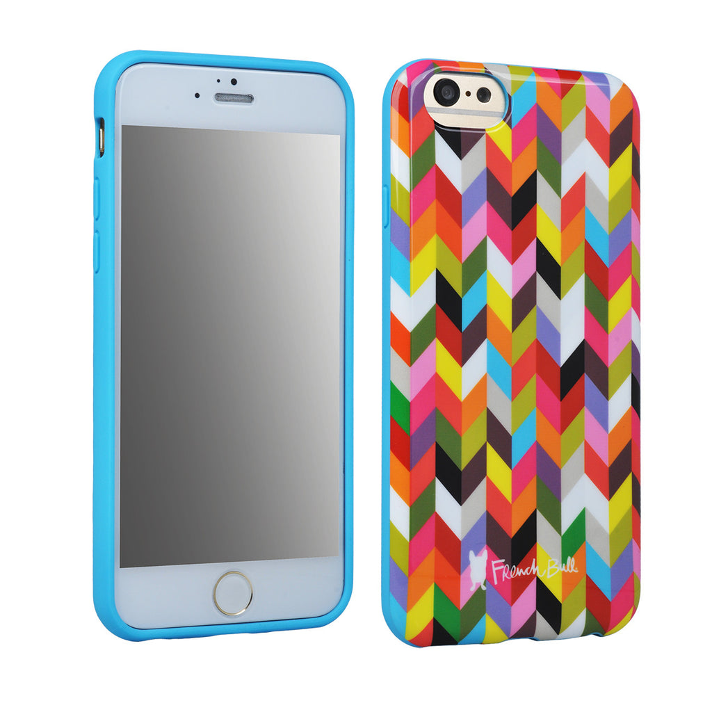 iPhone 6/6s Protective Cover by French Bull - Condensed Ziggy
