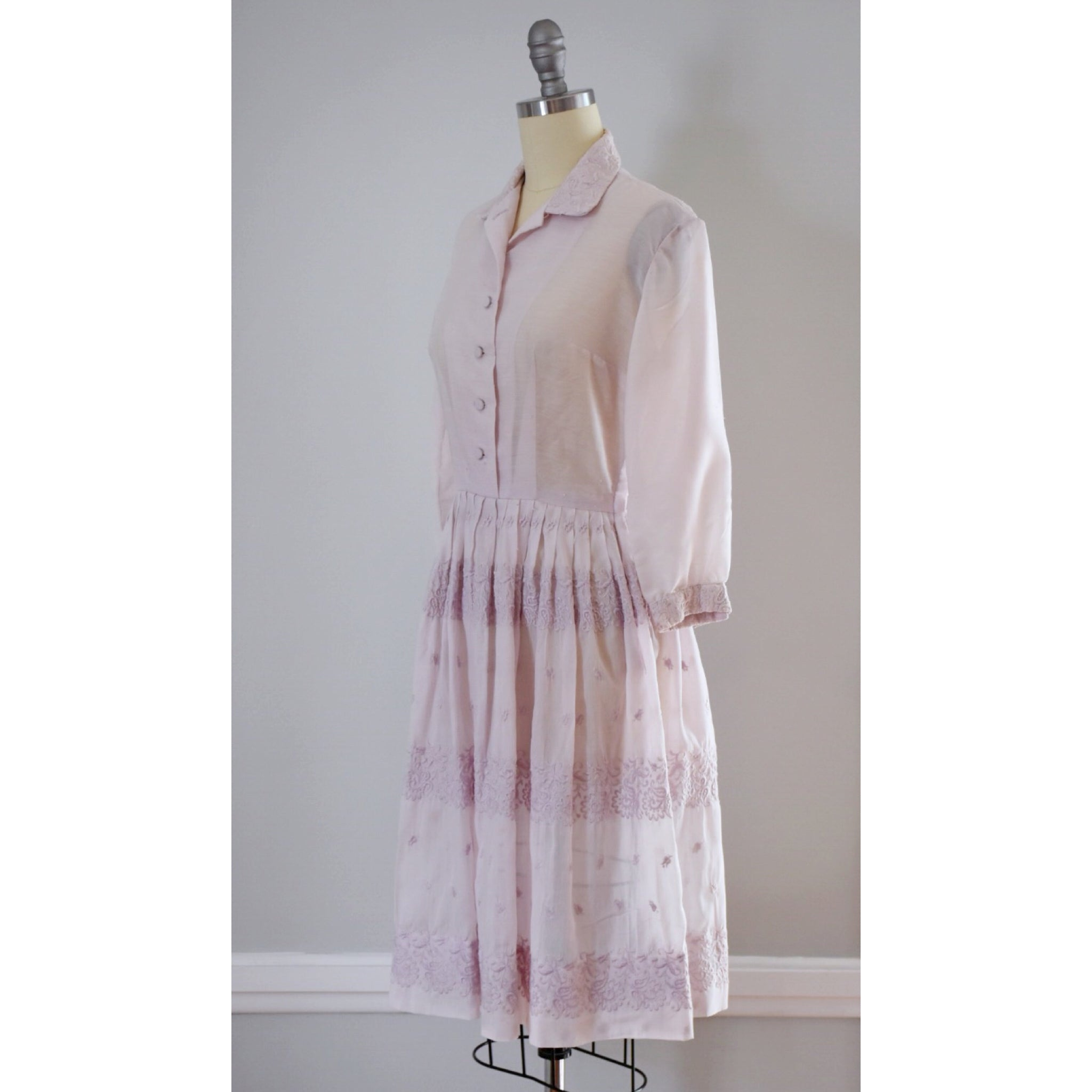 50s Vintage Jerry Gilden Dress