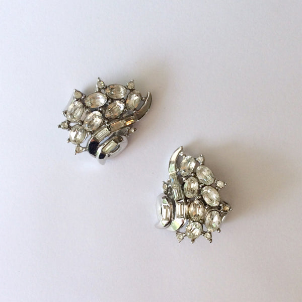 60s Vintage Trifari Earrings