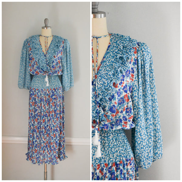 80s Diane Freis Dress from DuncanLovesTess.com