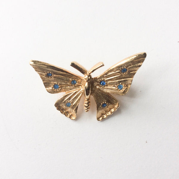 Vintage Butterfly Pin