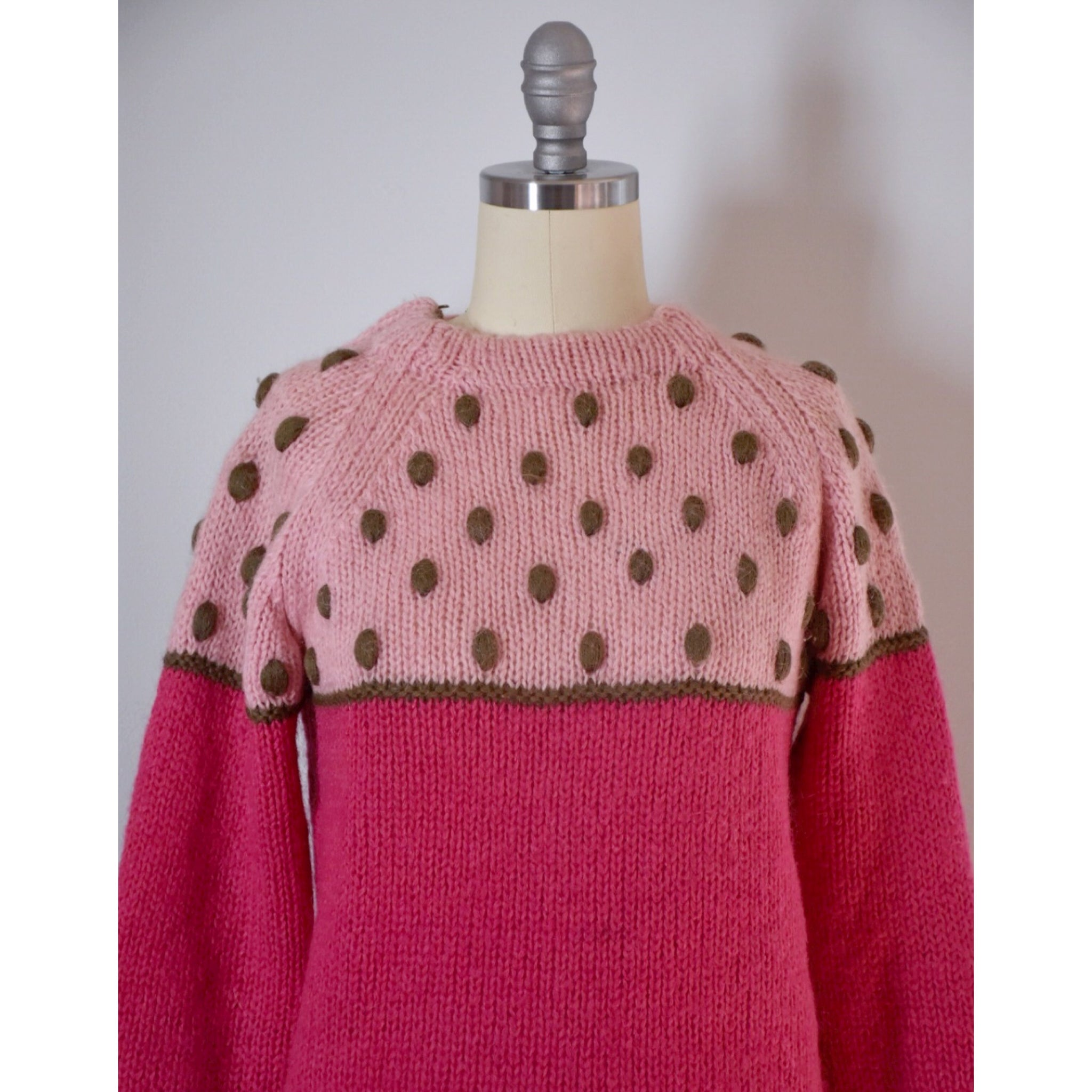 60s Evan Picone Sweater