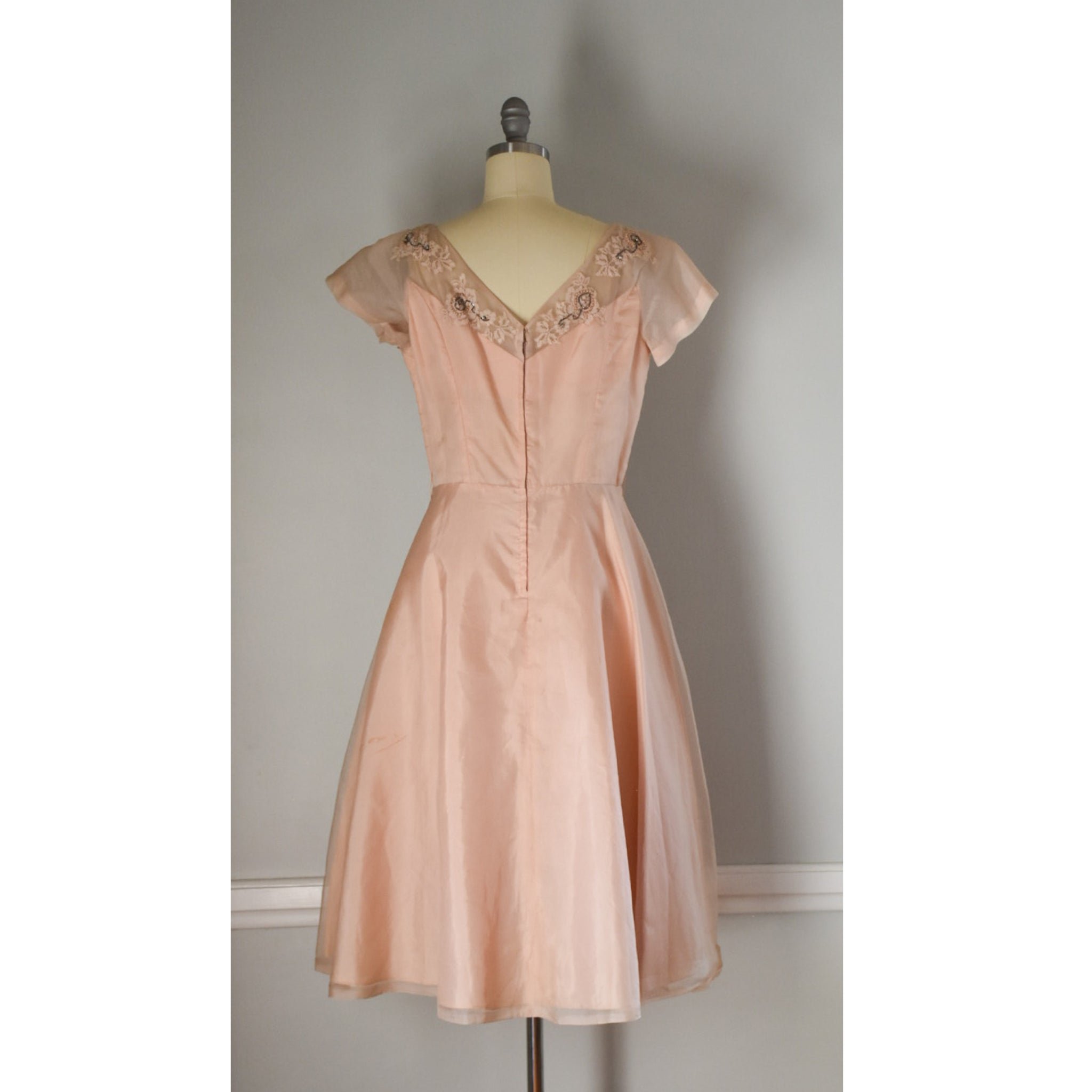 50s Tulle Dress from DuncanLovesTess.com