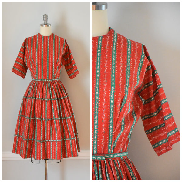 50s Lanz Original Dress from DuncanLovesTess.com