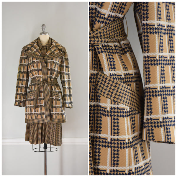 60s / 70s Lilli Ann Four Piece Suit from DuncanLovesTess.com