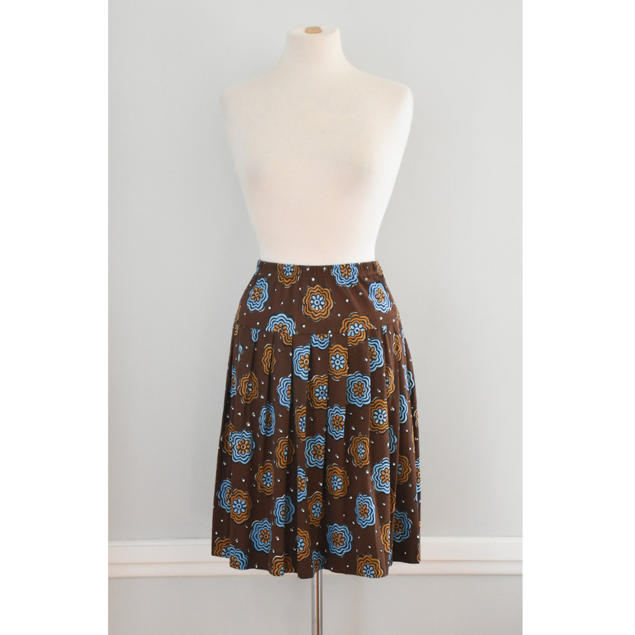 70s Vera Skirt and Blouse