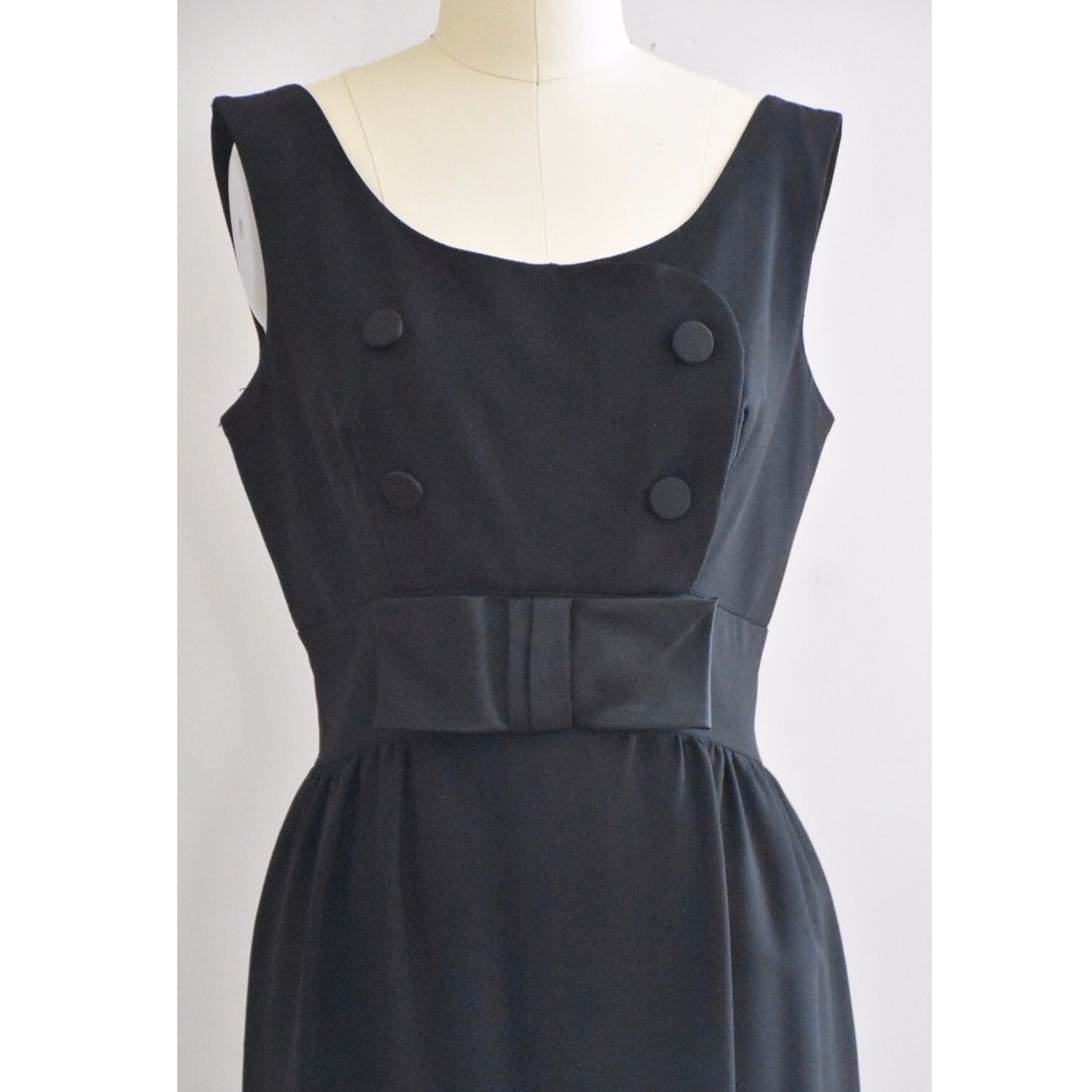 SOLD // 60s Vintage Formal Dress