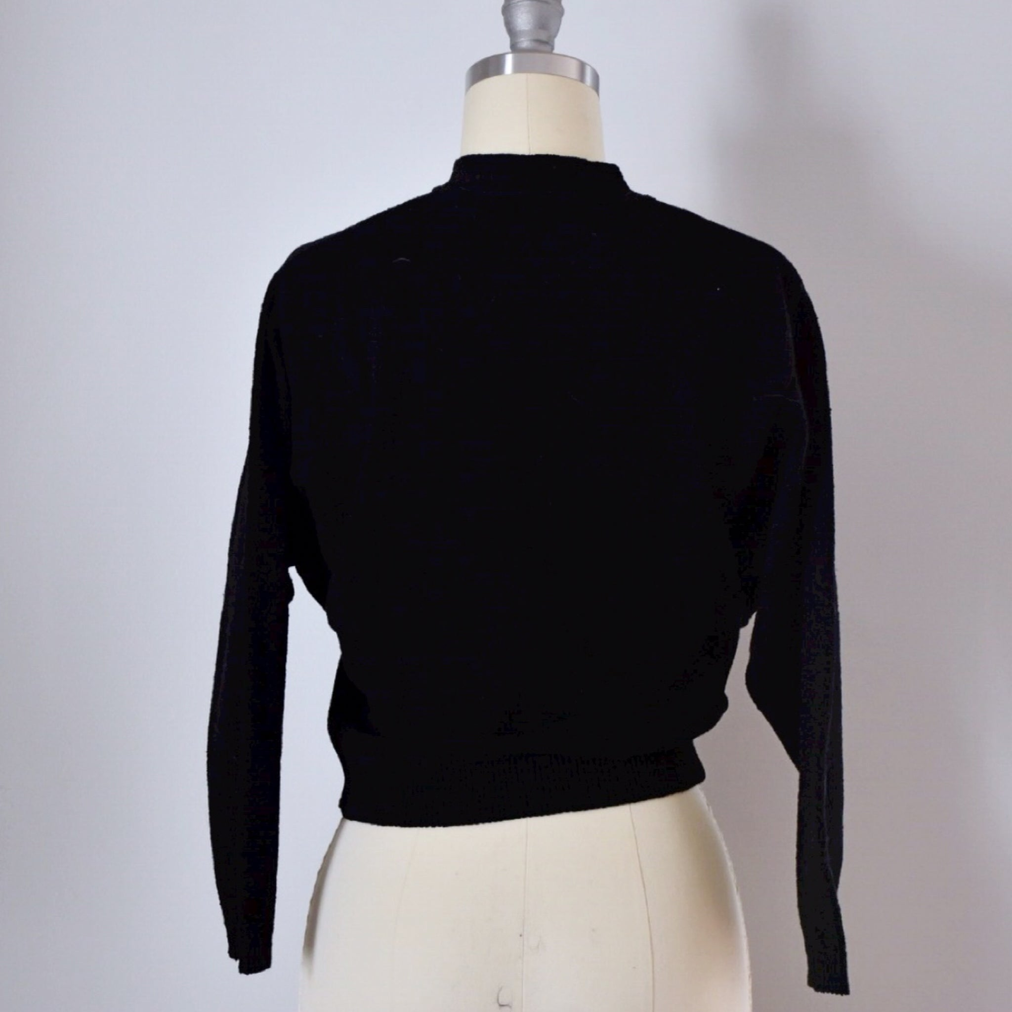 50s / 60s Cropped Sweater