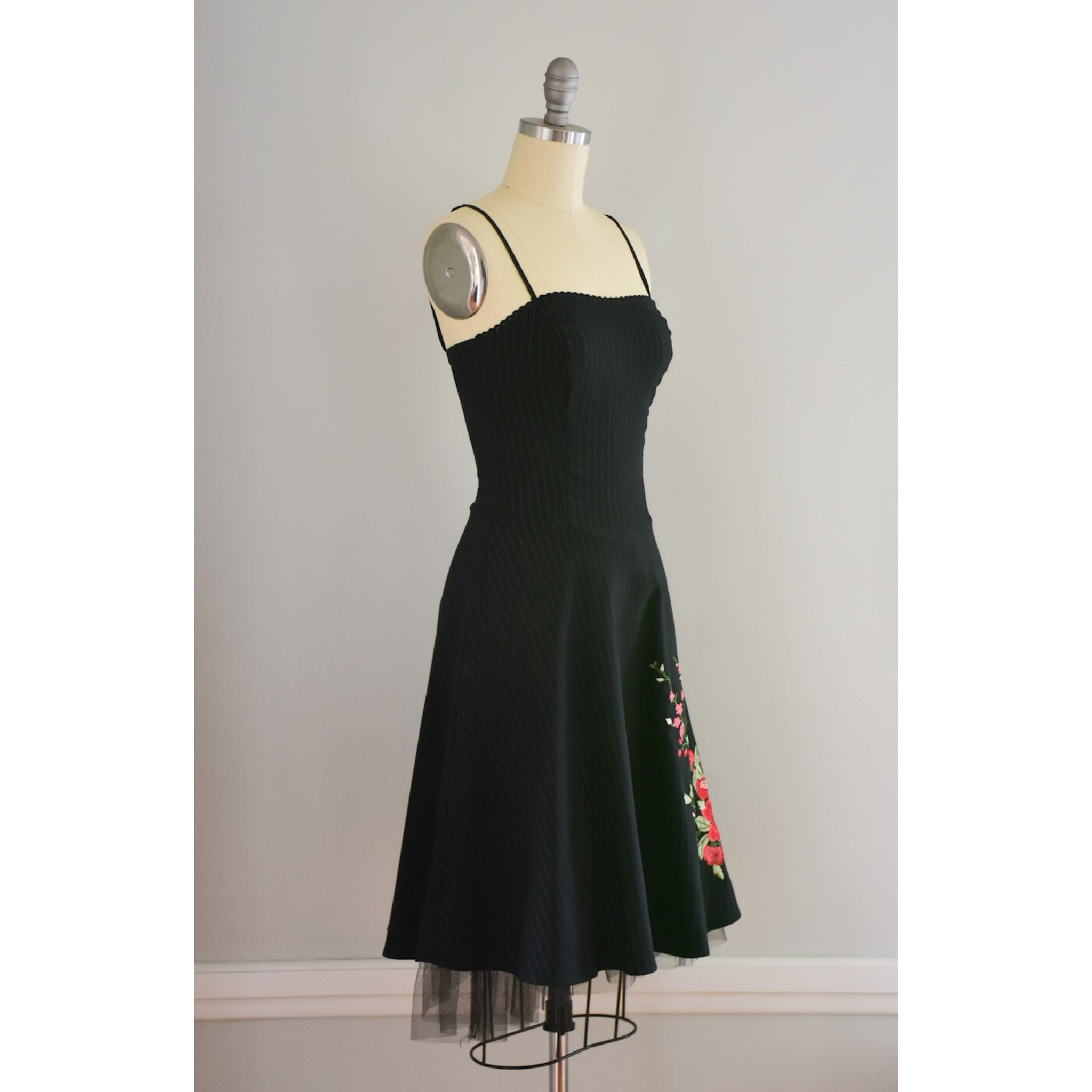 Vintage La Belle Dress from DuncanLovesTess.com