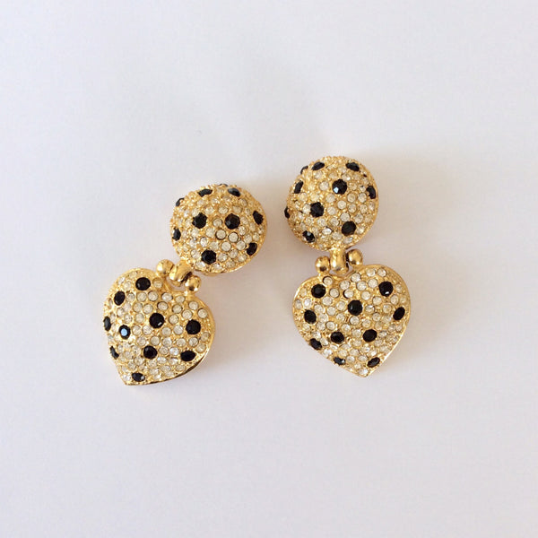 Vintage Joan Rivers Earrings