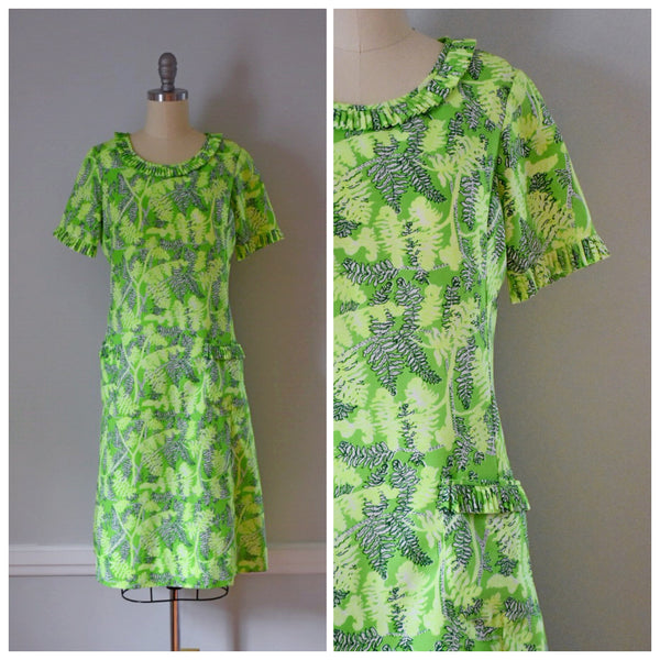60s / 70s Vintage Lilly Pulitzer Dress