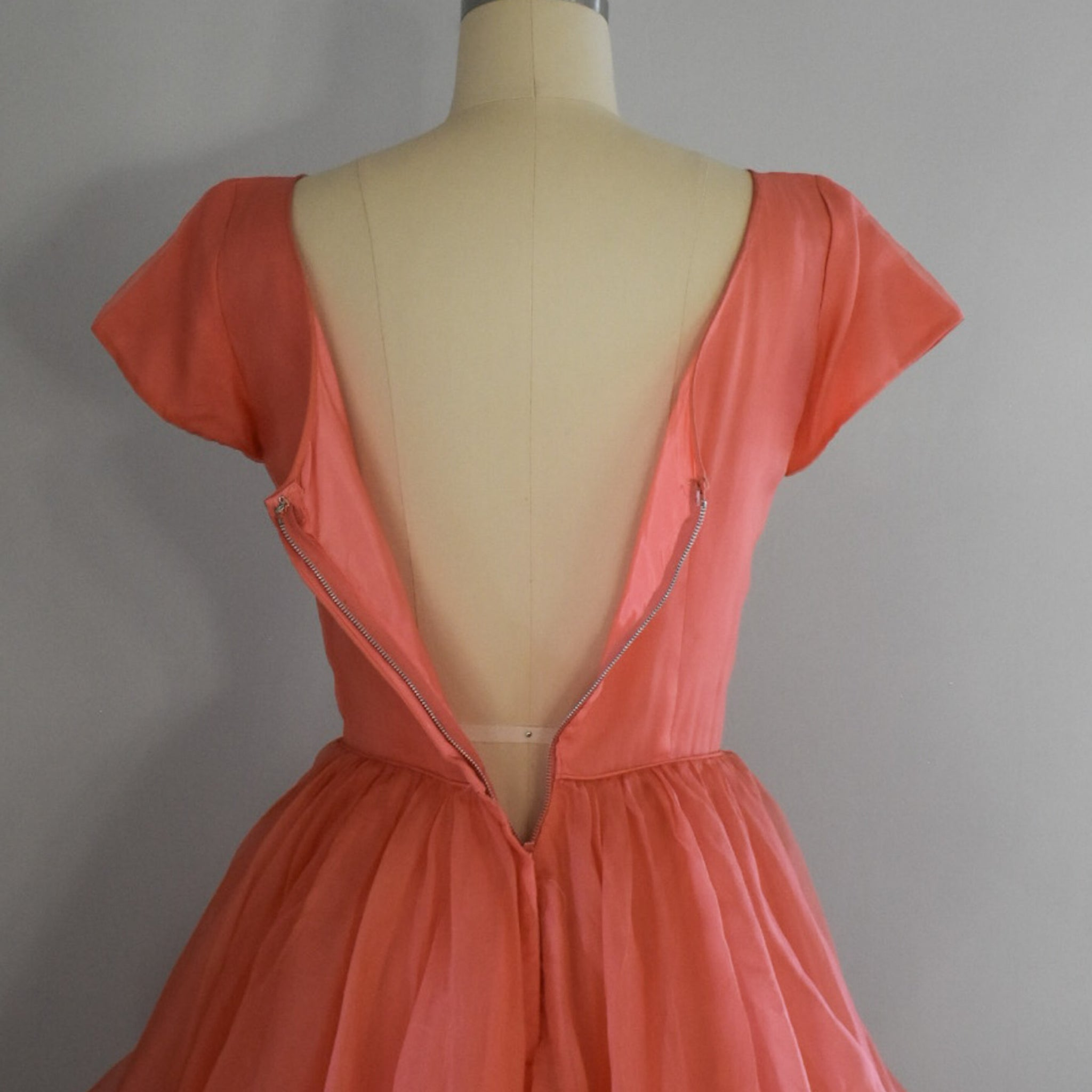 50s Tulle Party Dress