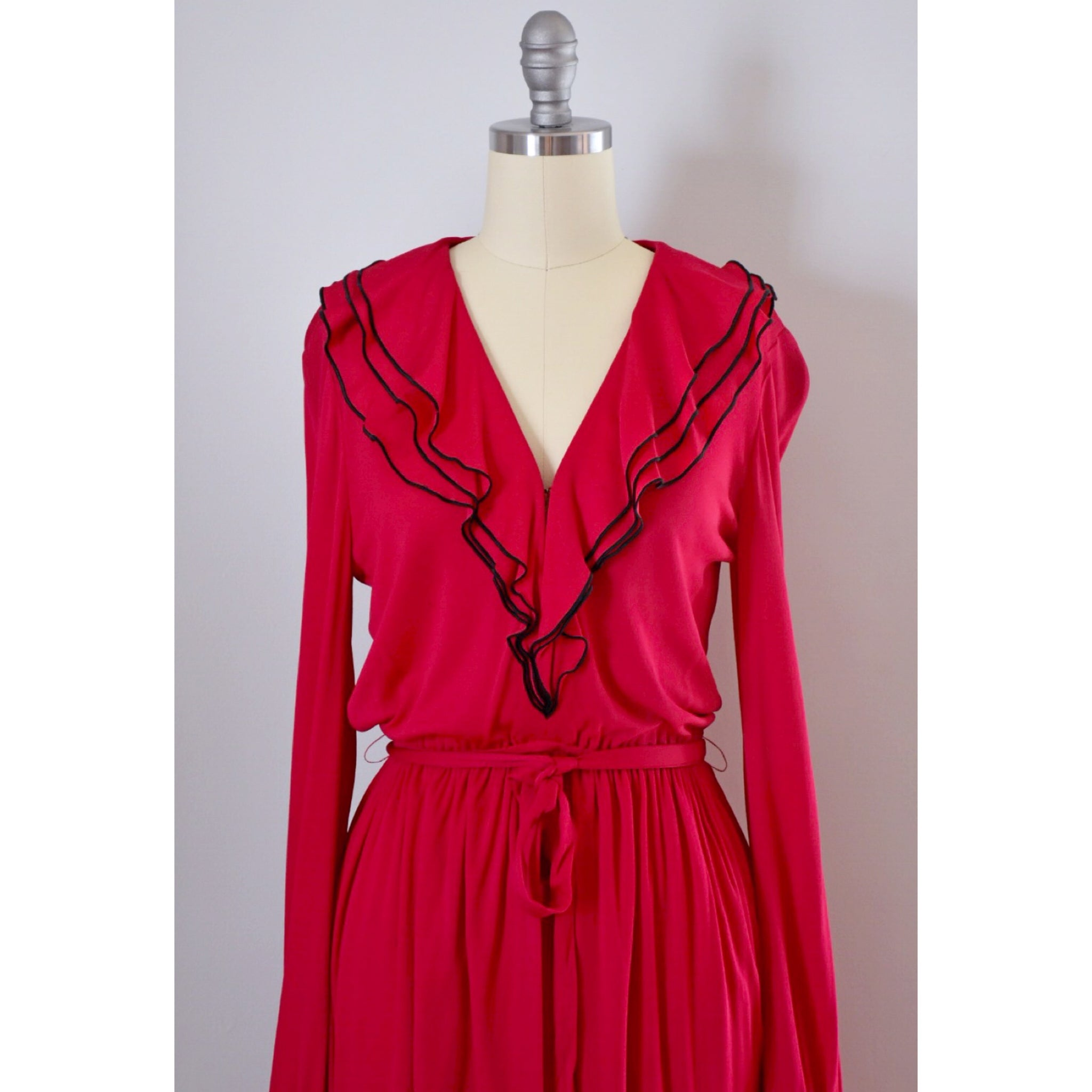 80s /90s Vintage Jill Richards Dress