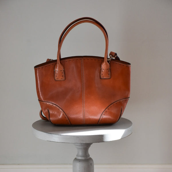 Fossil Satchel at DuncanLovesTess.com