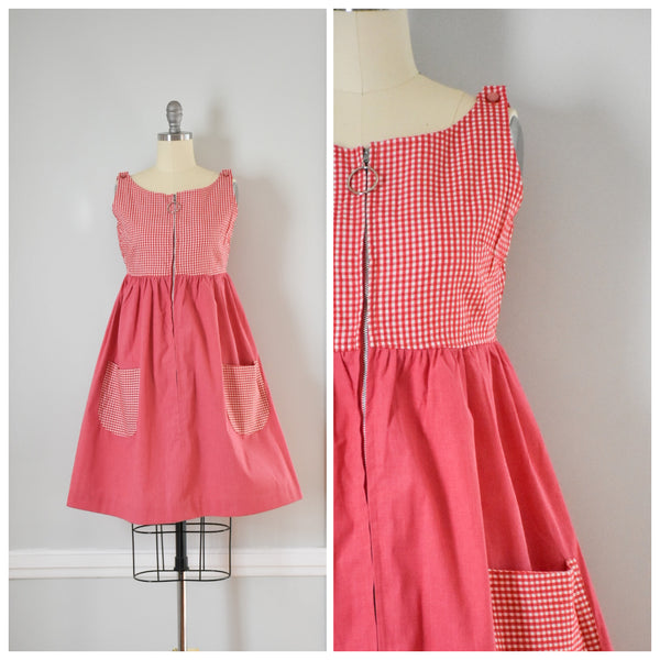 60s Vintage Sundress or Jumper