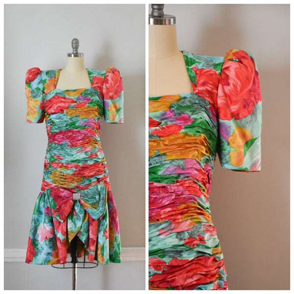 80s Raul Blanco Dress from DuncanLovesTess.com