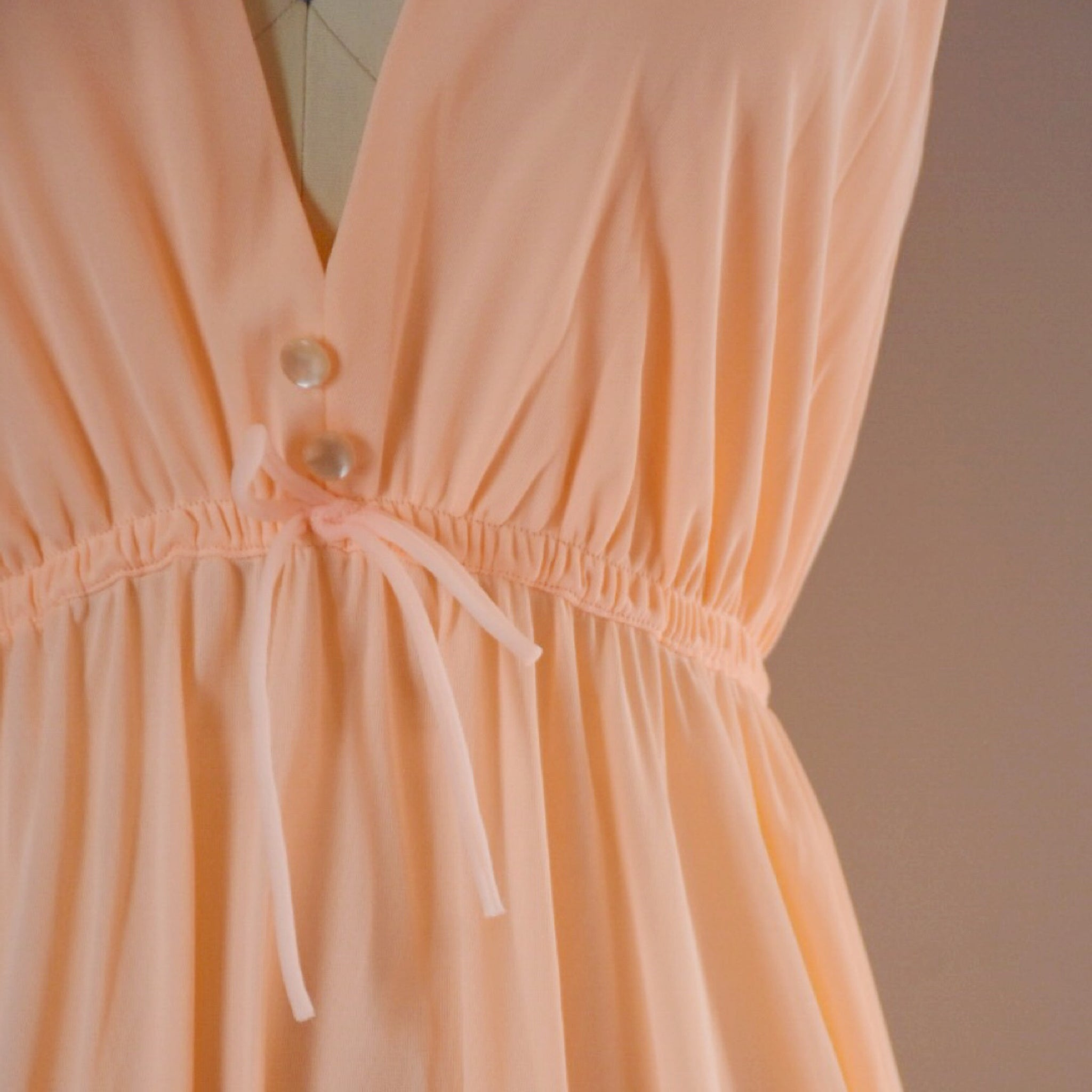70s Night Gown